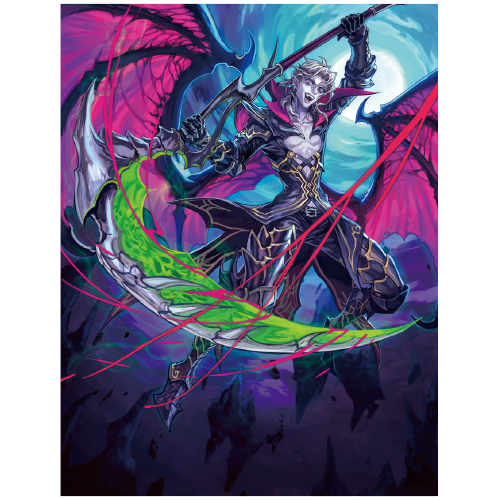 Alice Cluster Starter Deck - Rezzard, the Undead Lord