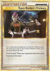 Team Rocket's Trickery - 78/90 - Uncommon