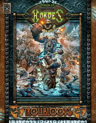 Forces of HORDES: Trollbloods (Softcover) PIP 1037