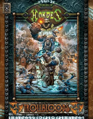 Forces of HORDES: Trollbloods HC