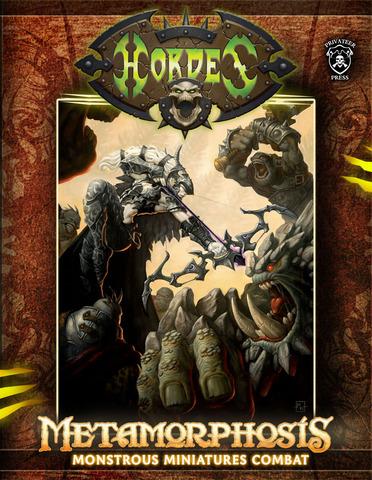 HORDES: Metamorphosis HC