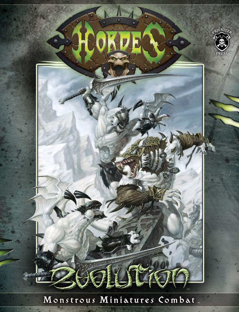 HORDES: Evolution HC