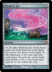 Memory Jar - Foil on Channel Fireball