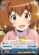 Maiden's Heart, Minori - LH/SE20-E41 - C - Foil