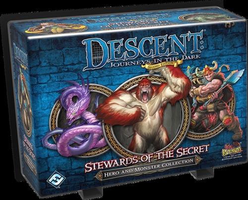 Descent: Journeys in the Dark (Second Edition) – Stewards of the Secret