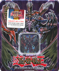 Yu-Gi-Oh 2007 Destiny Hero Plasma Collector's Tin