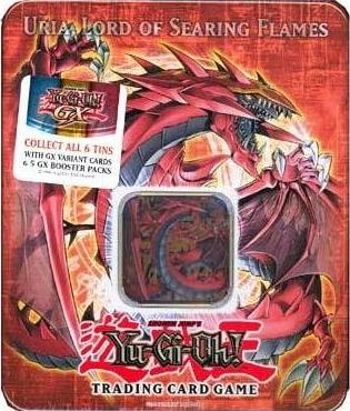 Uria, Lord of Searing Flames 2006 Collectors Tin