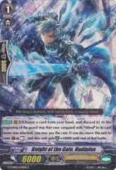 Knight of the Gale, Hudiplus - G-CMB01/030EN - C on Channel Fireball
