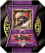 Yu-Gi-Oh 2004 Command Knight Collectors Tin with 5 Packs and CTI EN003 Card