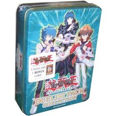Duelist Pack Collection Tin (6 Packs Including 2 Zane Promo Packs)