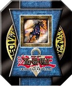 Yu-Gi-Oh 2004 Swift Gaia The Fierce Knight Collectors Tin with 5 Packs and CTI EN004 Card