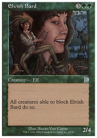 Elvish Bard