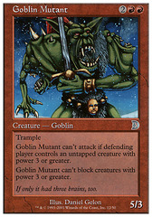 Goblin Mutant on Channel Fireball
