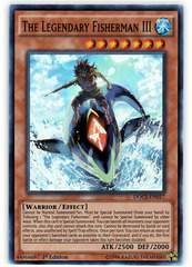 The Legendary Fisherman III - DOCS-EN017 - Super Rare - 1st Edition on Channel Fireball