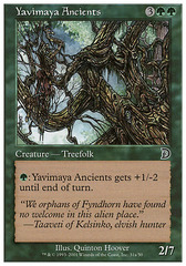 Yavimaya Ancients (Trees)