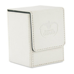 Ultimate Guard Flip Deck Case Xenoskin 100+ - White