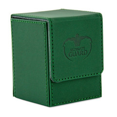 Ultimate Guard Flip Deck Case Xenoskin 100+ - Green