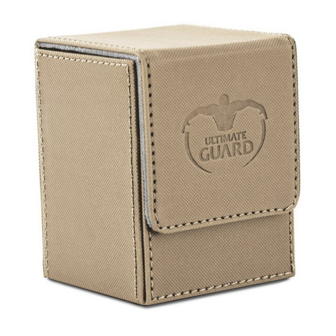 Ultimate Guard Flip Deck Case Xenoskin 100+ - Sand