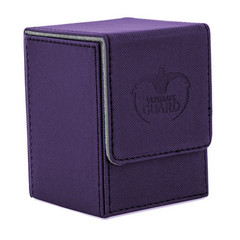 Ultimate Guard Flip Deck Case Xenoskin 100+ - Purple