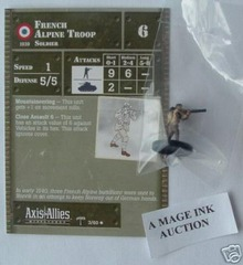 #003 French Alpine Troop