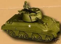 M4A1 Sherman Commander