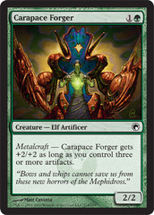 Carapace Forger on Channel Fireball