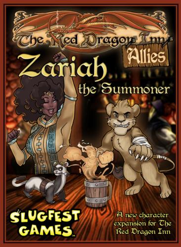 The Red Dragon Inn: Allies - Zariah the Summoner