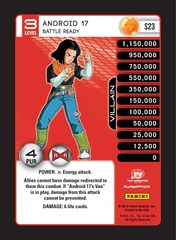 Android 17 - Battle Ready - Foil