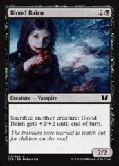 Blood Bairn on Channel Fireball