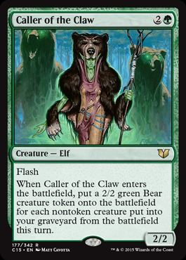 Caller of the Claw