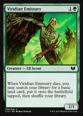Viridian Emissary