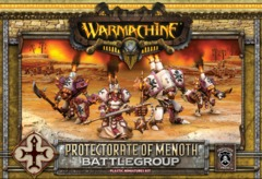 The Protectorate of Menoth Plastic Battlegroup