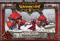 Khador Plastic Battlegroup