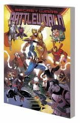 Secret Wars Journal Battleworld Tp
