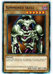 Summoned Skull - YGLD-ENA06 - Common - 1st Edition