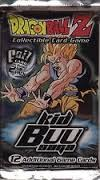 Kid Buu Saga Booster Pack