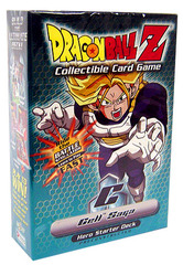 Cell Saga Hero Starter Deck
