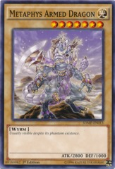 Metaphys Armed Dragon - SDMP-EN013 - Common - 1st Edition