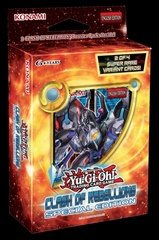 Yu-Gi-Oh Clash of Rebellions Special Edition Pack