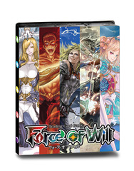Ultra Pro 9-Pocket Pro-Binder - Force of Will