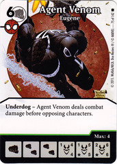 Agent Venom - Eugene (Card Only)