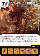 Kraven the Hunter - Proud Hunter (Card Only)