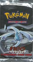 Pokemon Neo Genesis 1st Edition Booster Pack