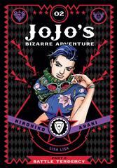 JoJo's Bizarre Adventure: Battle Tendency Hardcover Vol 02