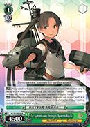 1st Ayanami-class Destroyer, Ayanami-Kai-Ni - KC/S31-E035 - R