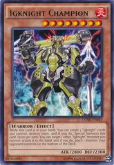 Igknight Champion - CORE-EN033 - Rare - Unlimited Edition