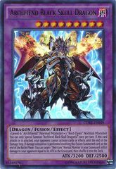 Archfiend Black Skull Dragon - CORE-EN048 - Ultra Rare - Unlimited Edition on Channel Fireball