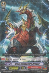 Great Composure Dragon - G-BT05/027EN - R