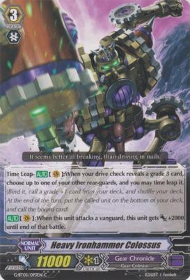 Heavy Ironhammer Colossus - G-BT05/093EN - C