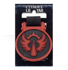 Citadel I.D. Tag - Blood Angels